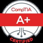 CompTIA Aplus Logo Certified